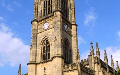 St Luke's Bombed Out Church Market celebrates different cultures each month